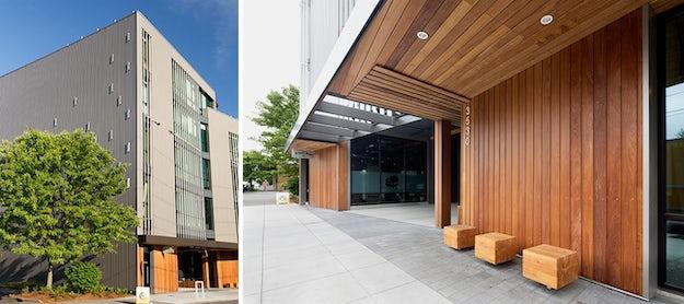 2016 Wood Design Award Winners Announced Architizer Journal