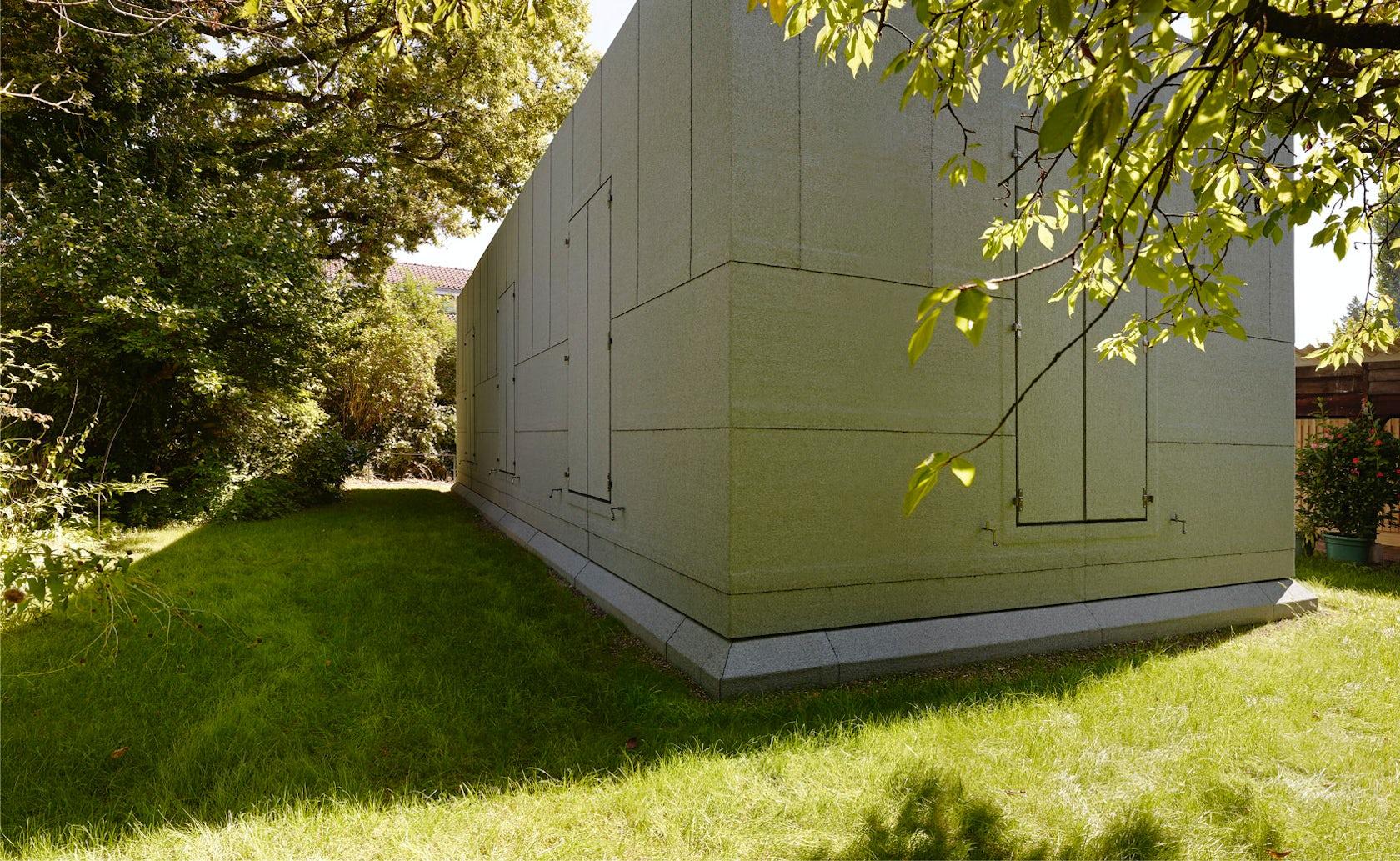 Garden Pavilion Architizer