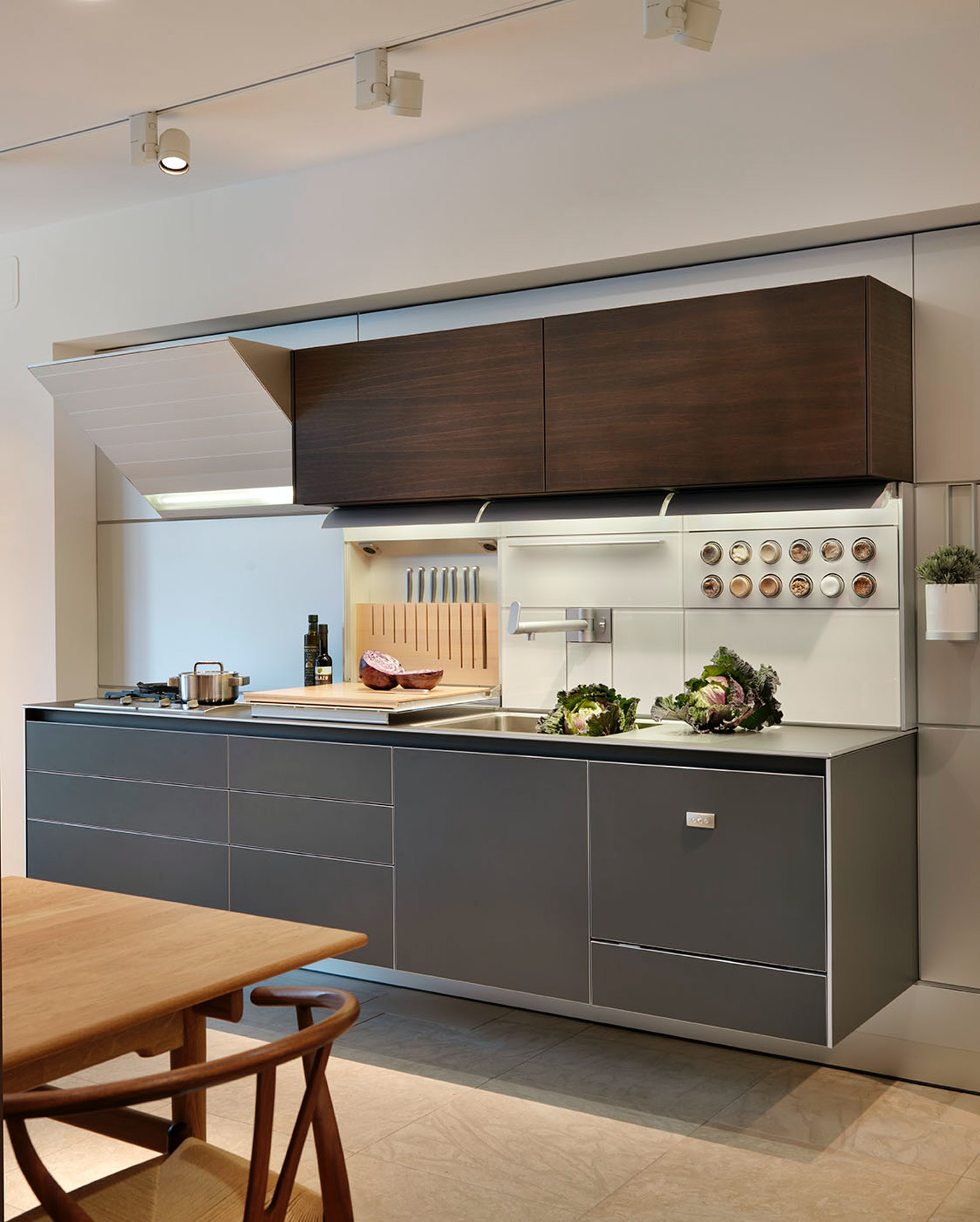 Kitchen Showrooms Nyc: Kitchen Architecture's Bulthaup Showroom In Oxford