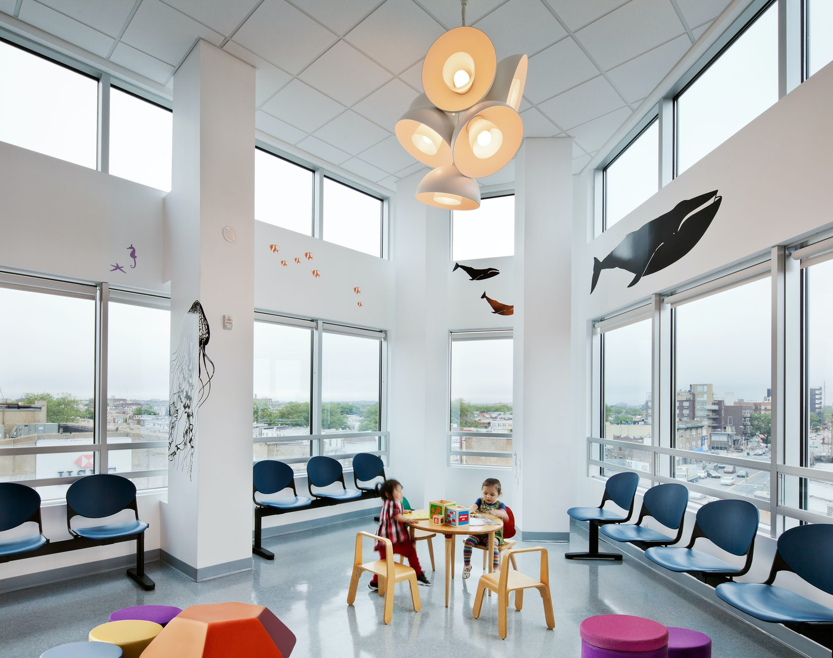 Maimonides Medical Center Department of Pediatrics on Architizer