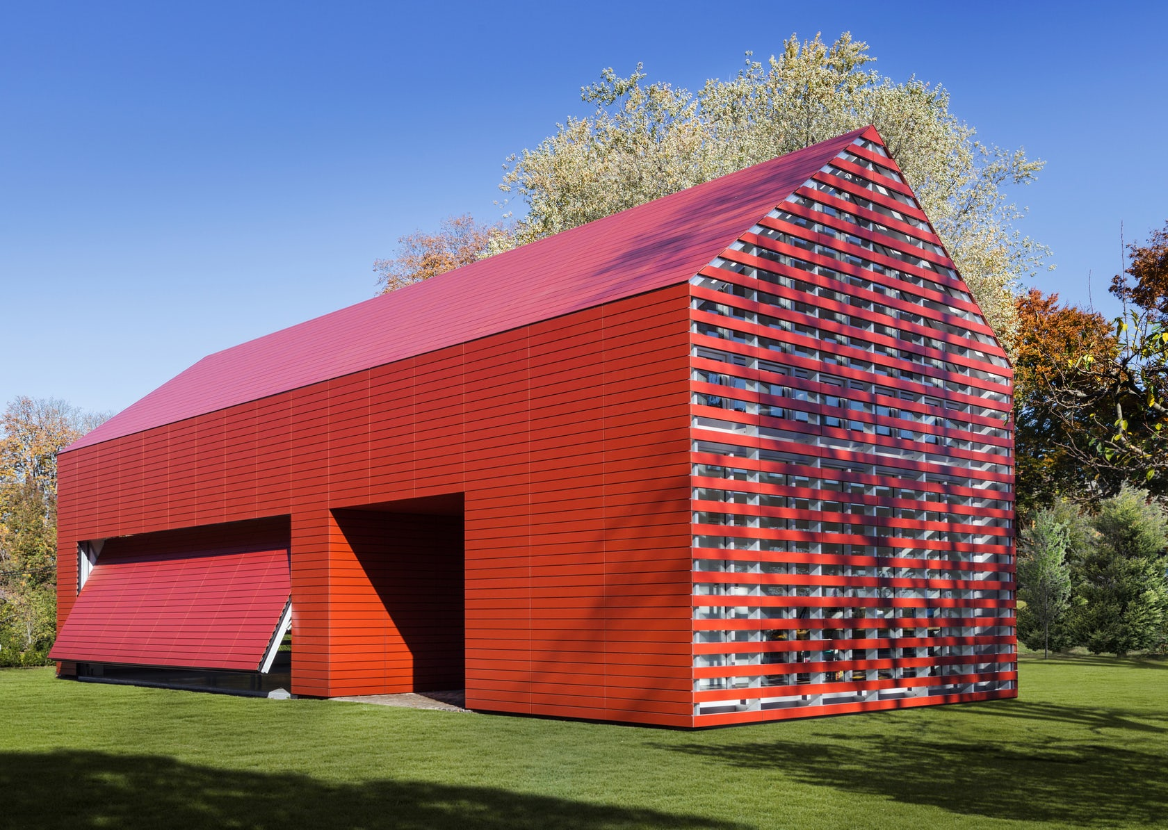 Red Barn Architizer