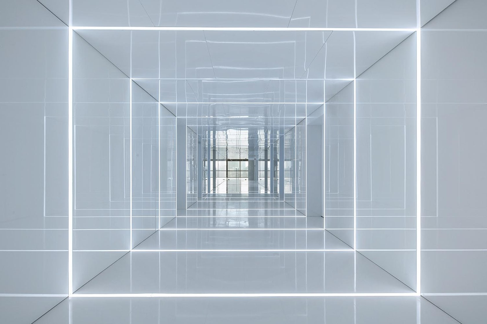 Glass Office In Soho Fuxing Plaza Architizer