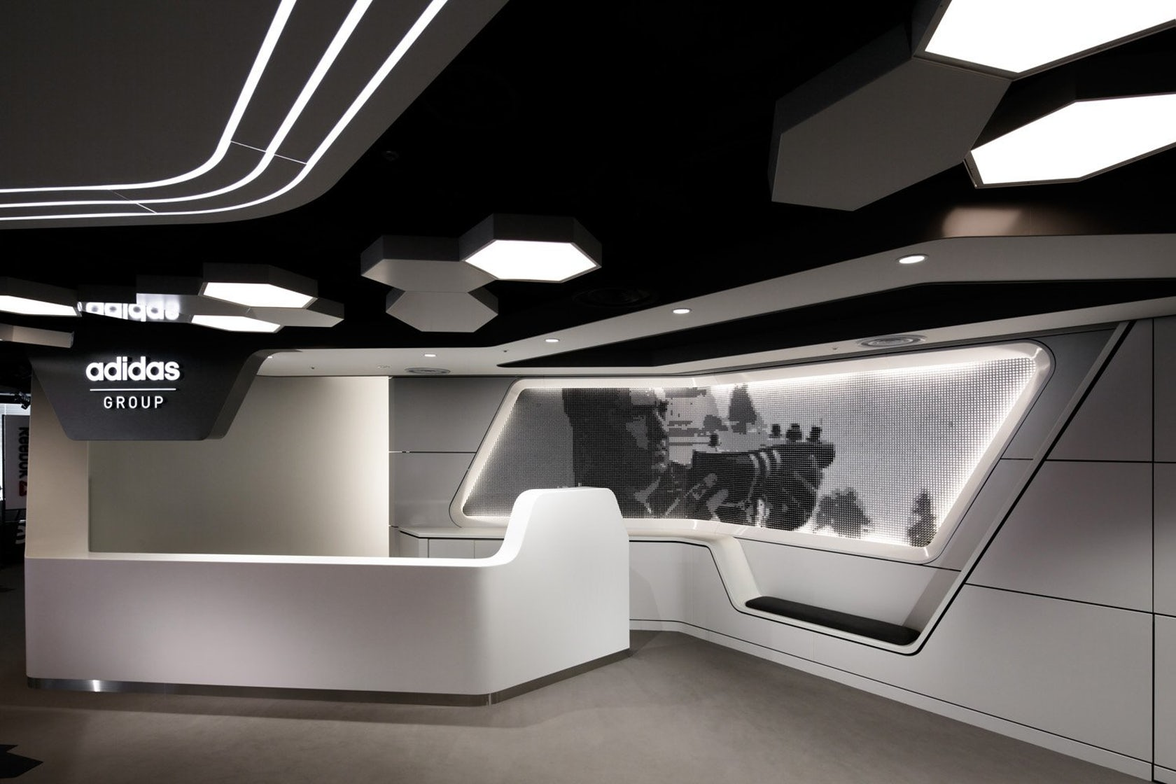 Adidas Japan Headquarters Office Amp Showroom Architizer