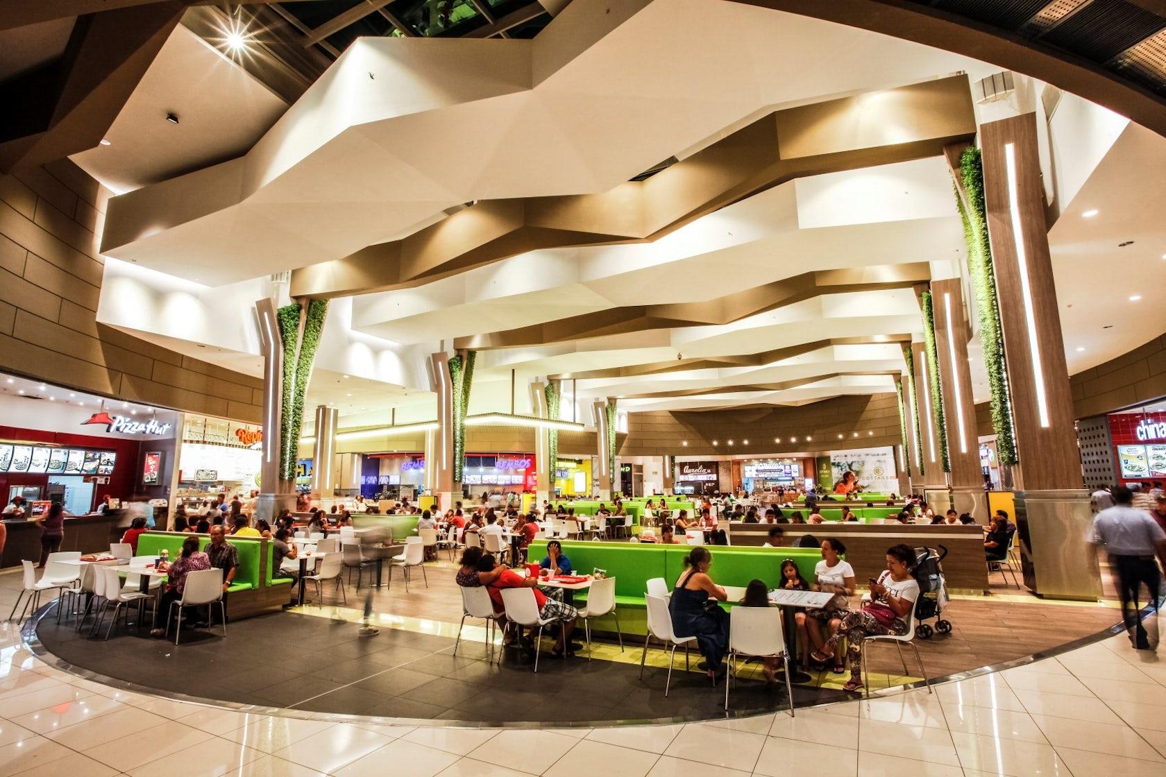 Aventura Mall Food Court