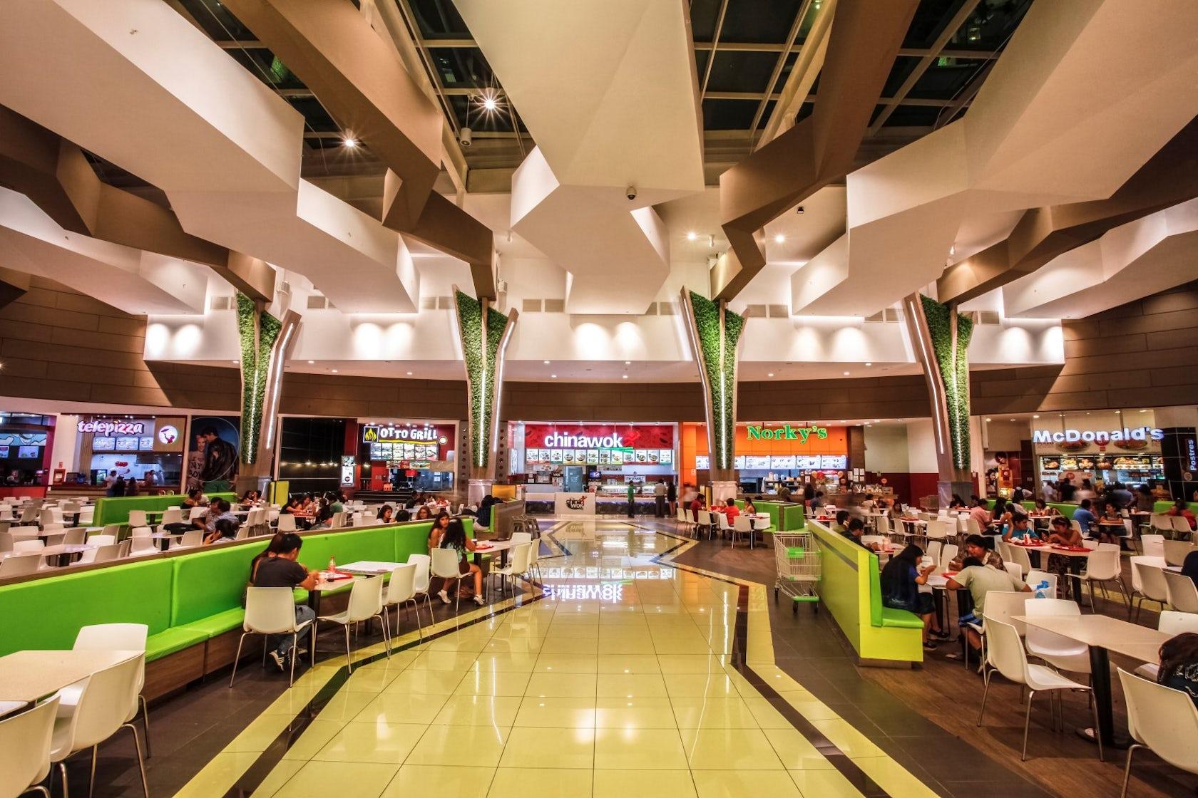 Food Court Mall Aventura Plaza Architizer