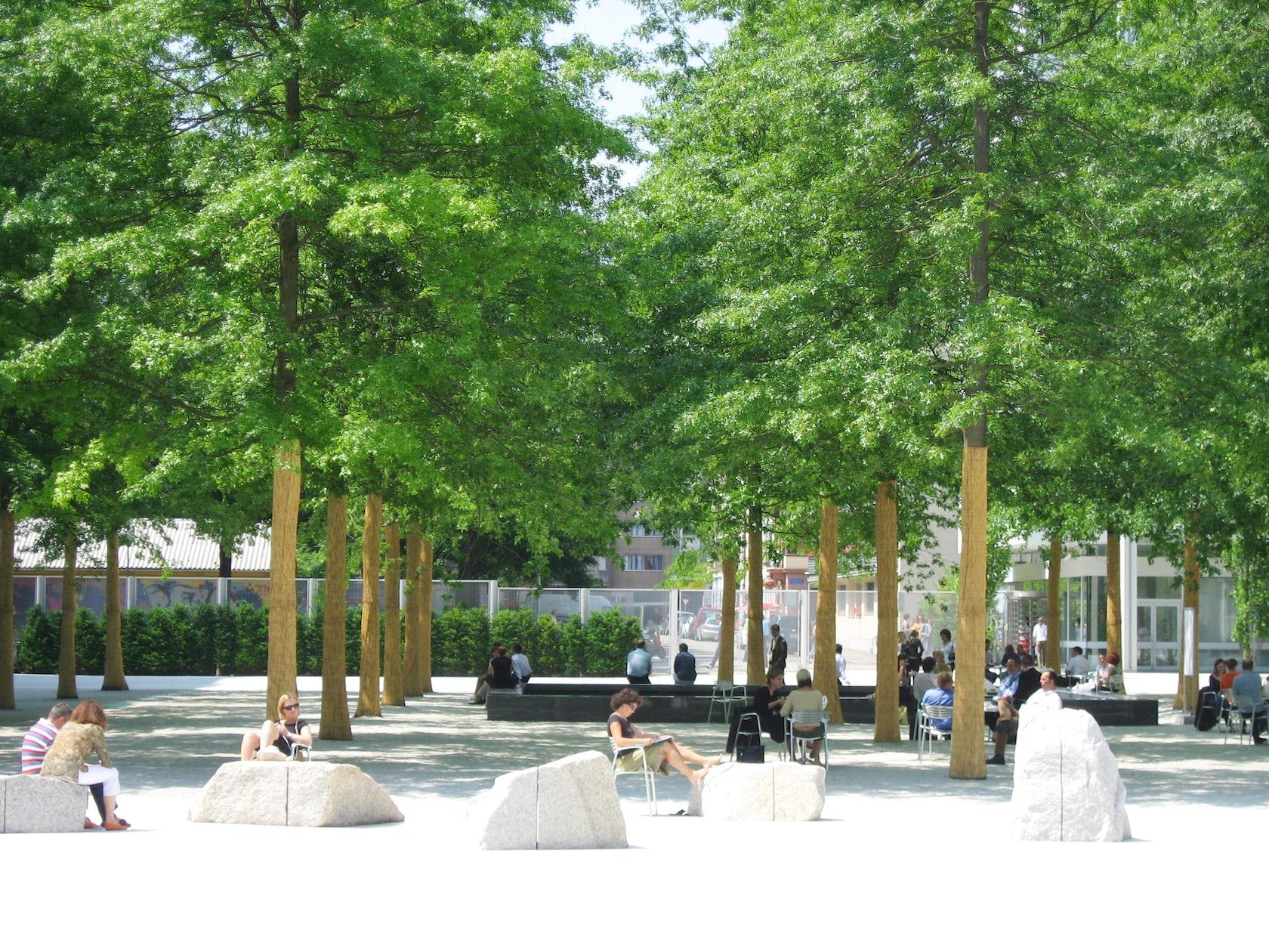 Pwp Landscape Architecture On Architizer