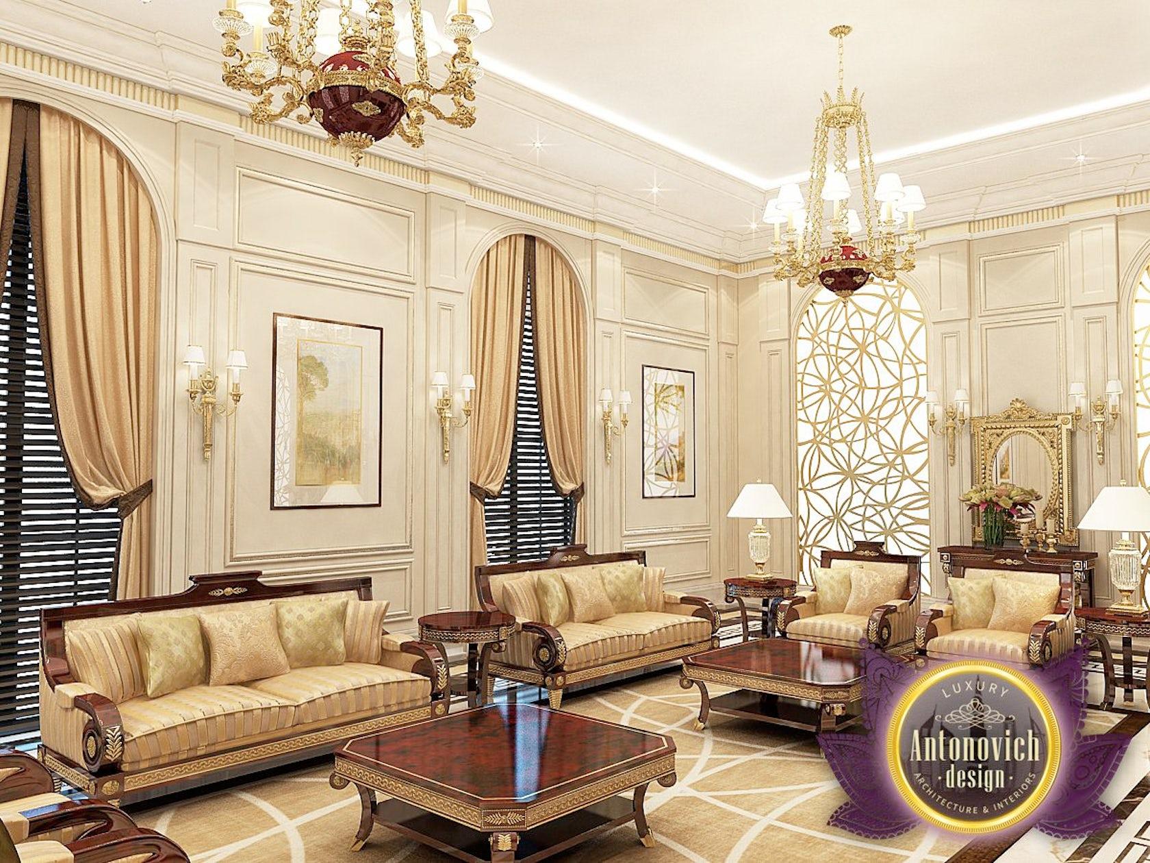 Kitchen Design Usa By Katrina Antonovich: Living Room Design By Katrina Antonovich
