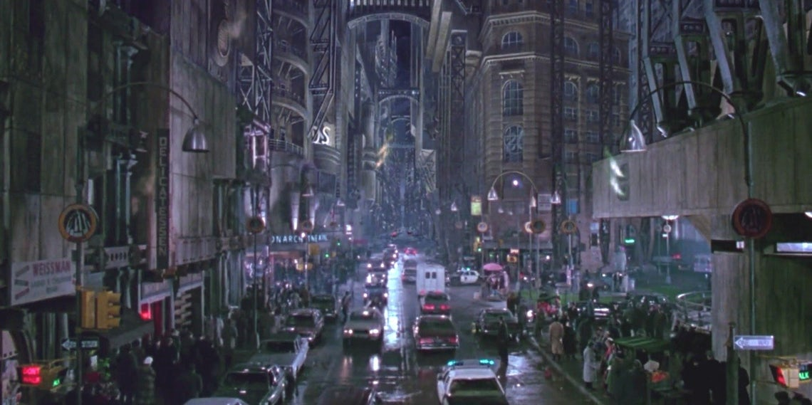 Architecture at the Movies: An Exploration of Gotham City