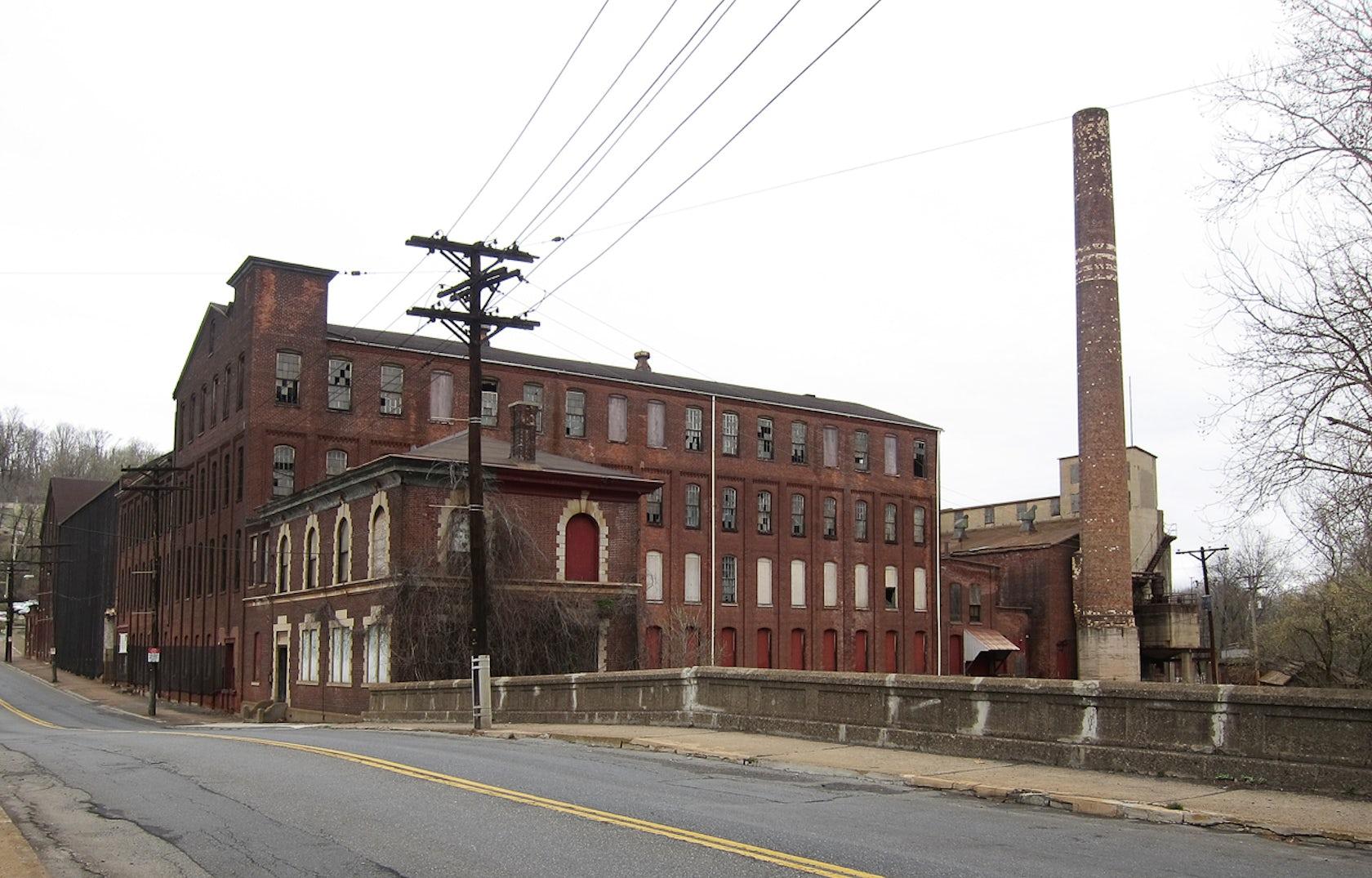 Simon Silk Mill Apartments Easton Pa