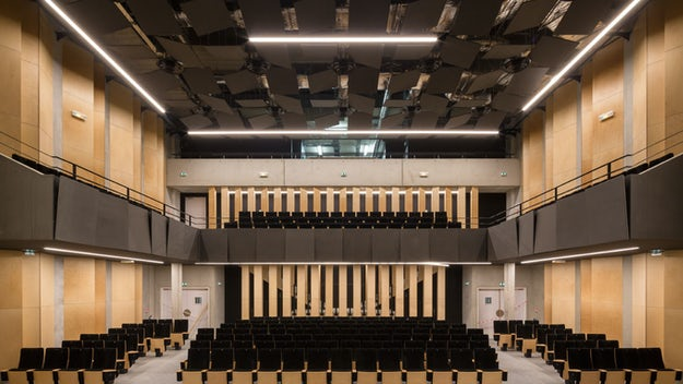 Setting the Stage: 10 Music Halls Built for Acoustic