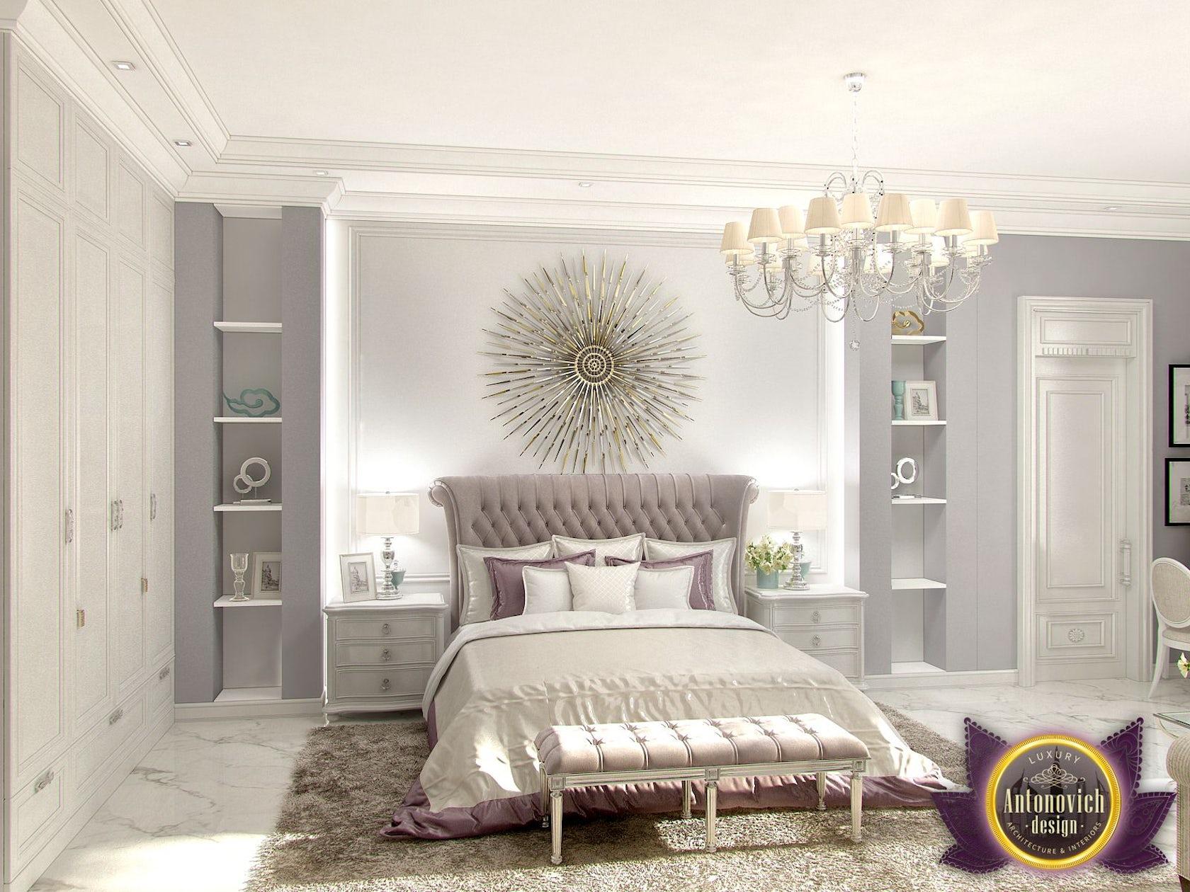 Kitchen Design Usa By Katrina Antonovich: Modern Bedroom Designs By Katrina Antonovich
