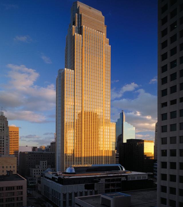 Wells Fargo Center Architizer
