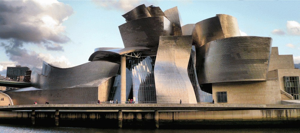 Frank O The Architects Studio Gehry