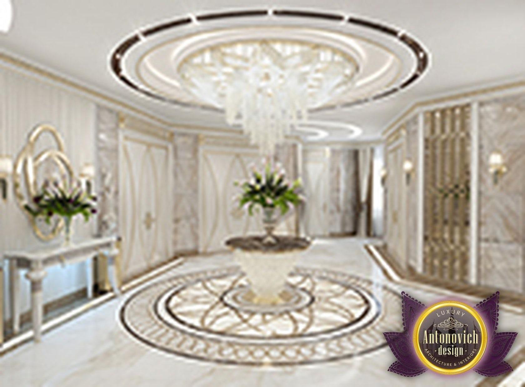 Ceilings Design Of Luxury Antonovich Design On Architizer