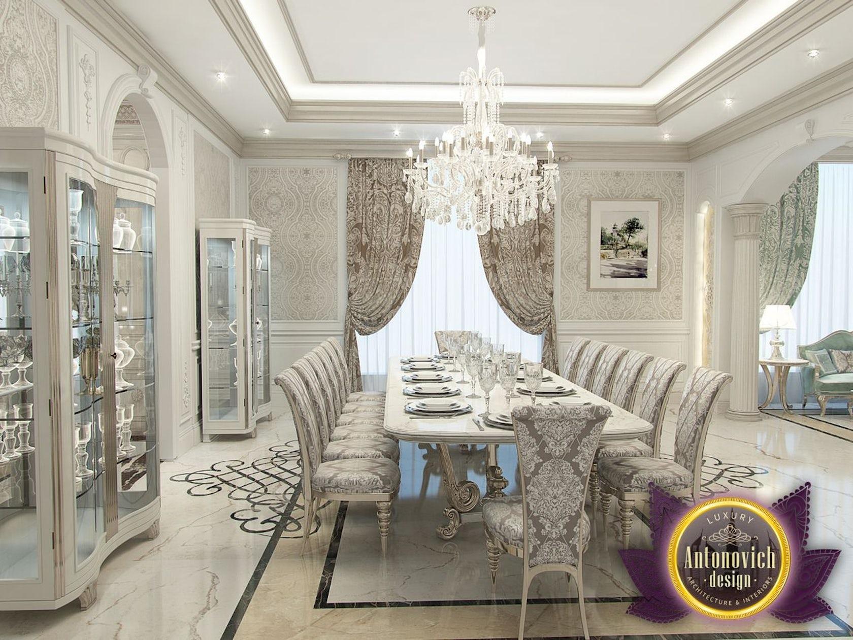 Majlis interior from luxury antonovich design on architizer