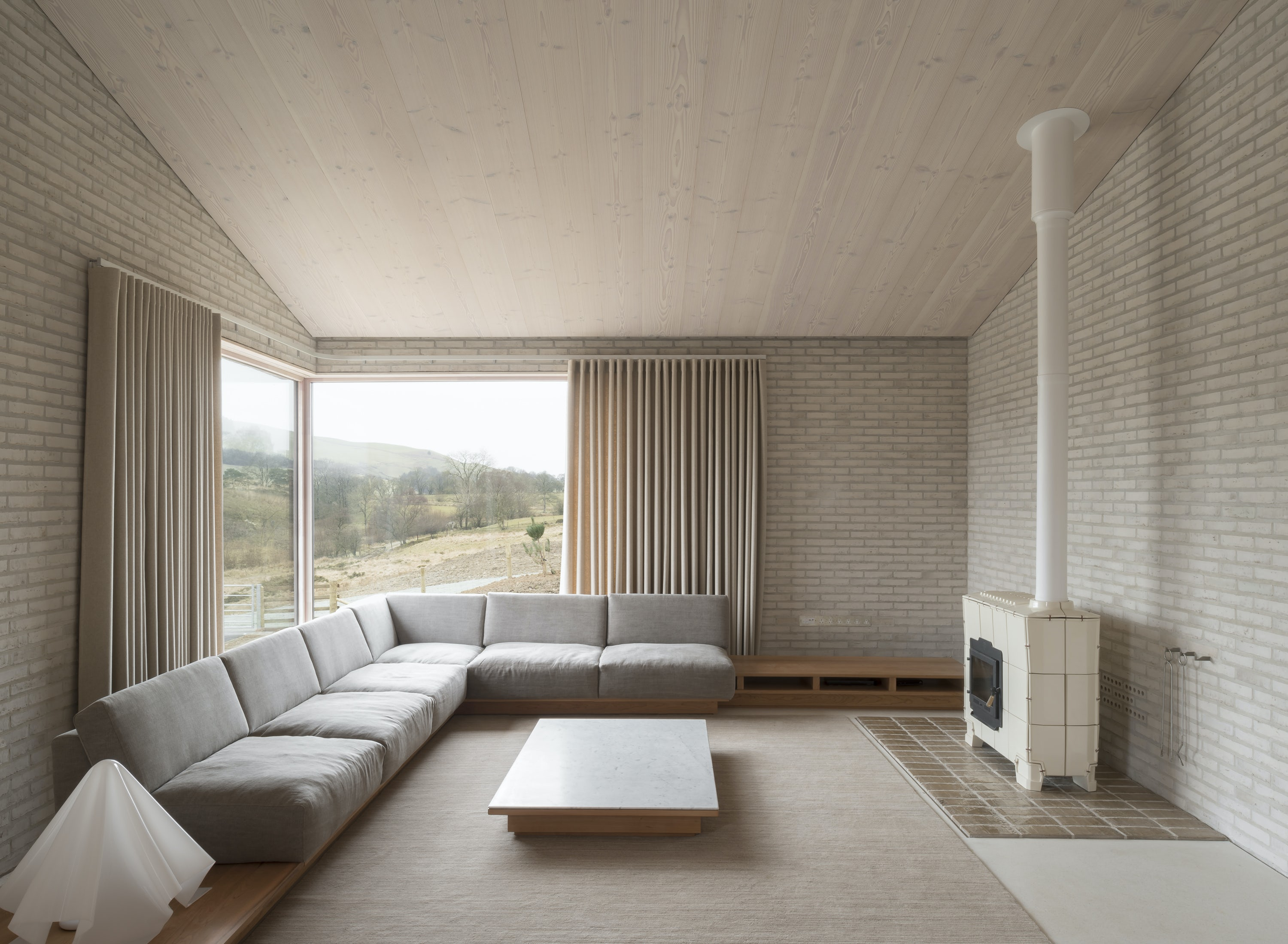 Minimalist Interiors nothingness: 10 perfect minimalist interiors - architizer