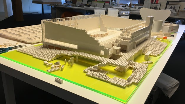 8 Steps to Building the Perfect LEGO Architecture Model