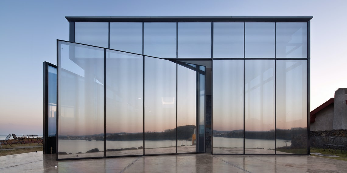 7 Ways to Enliven Your Next Project With Mirrored Glass - Architizer Journal