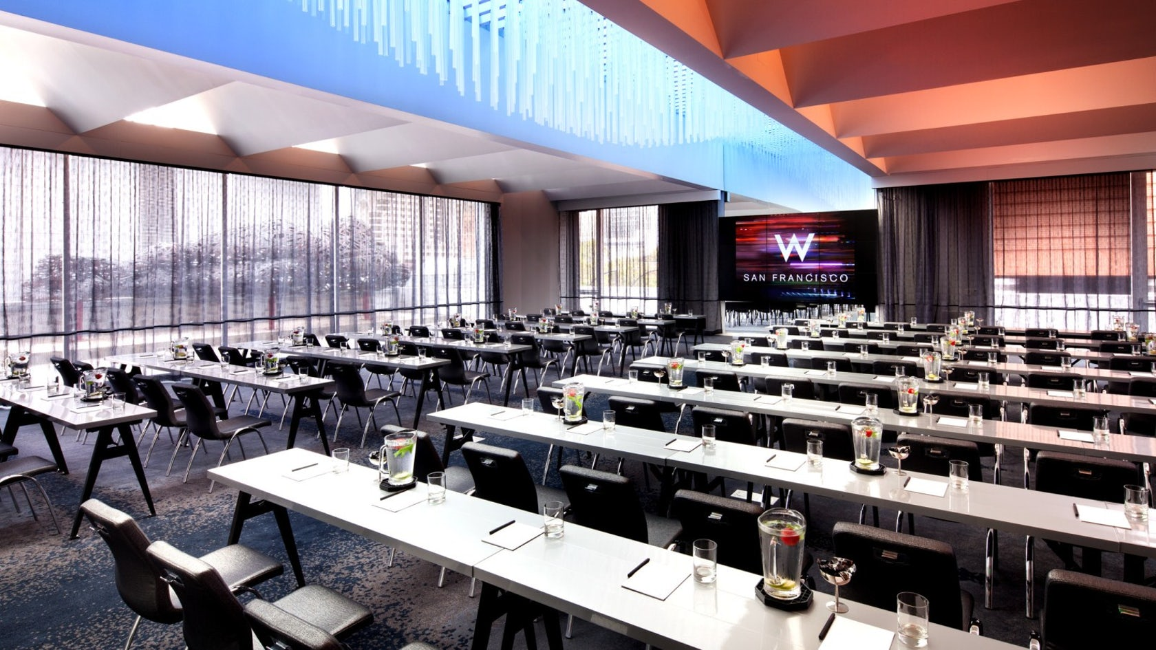 Boston Meeting Space Event Venues: W Hotel, San Francisco