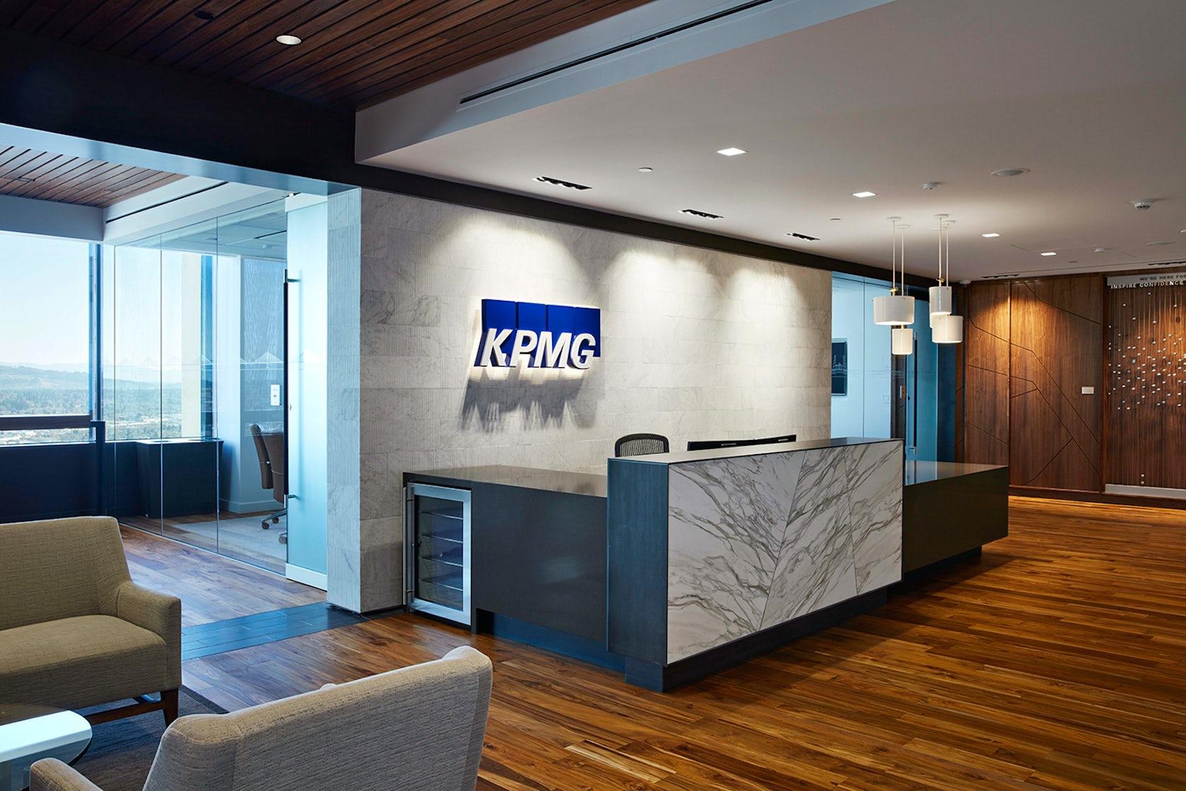 Kpmg Portland Architizer