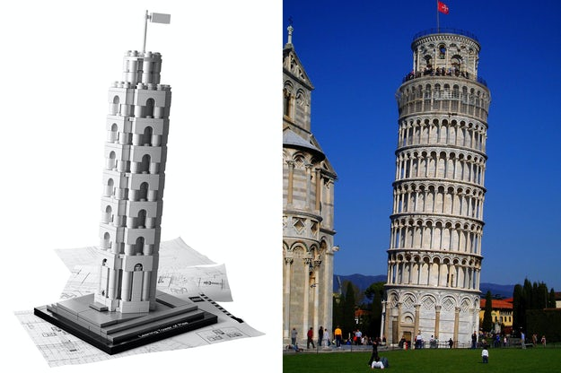 10 of the Most Famous Tilted Buildings in the World (Other Than Pisa
