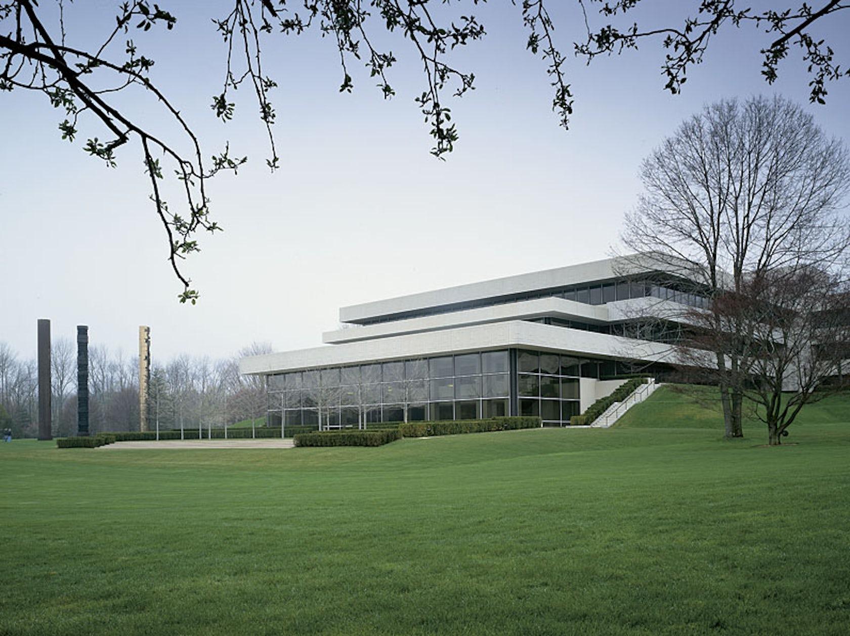 Pepsico World Headquarters Architizer