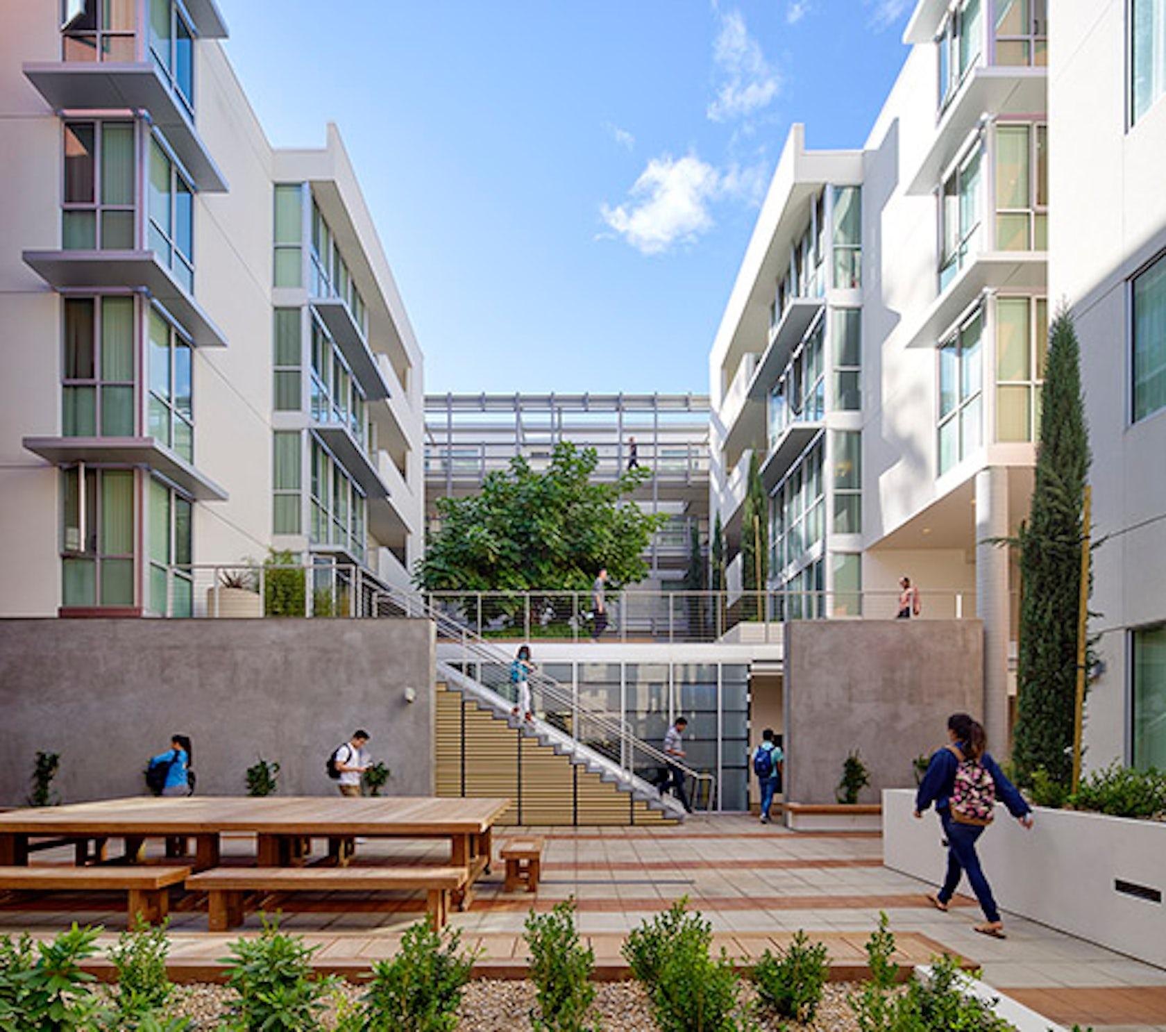 Ucla Apartments