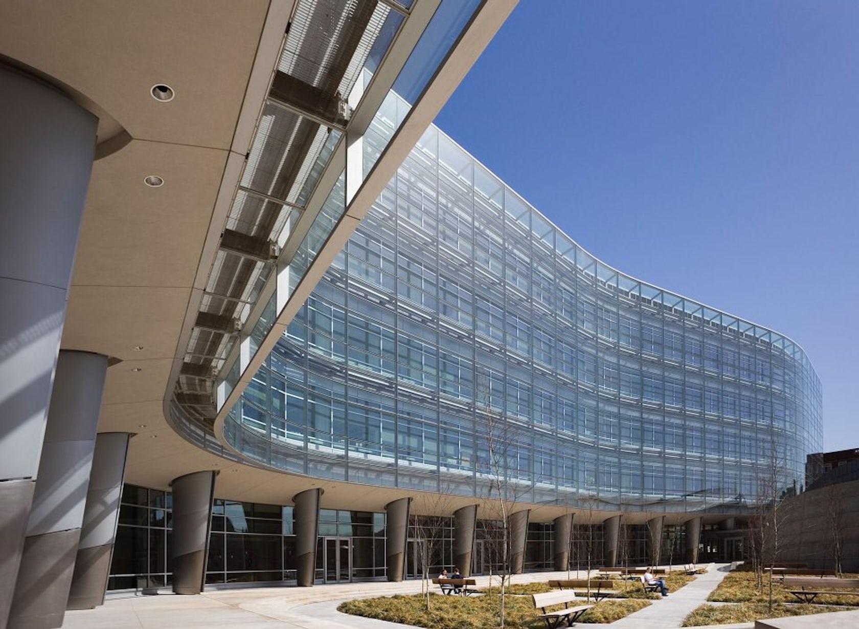 University of Melbourne Arts & Music Student Centre