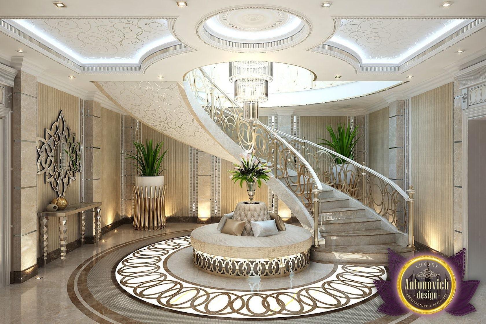Living Room Decoration Ideas by Luxury Antonovich Design on ...