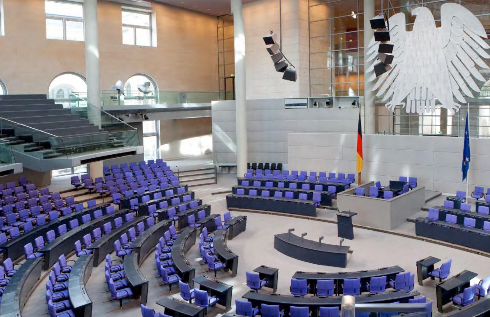 Federal Eagle Bundestag Berlin Germany Architizer