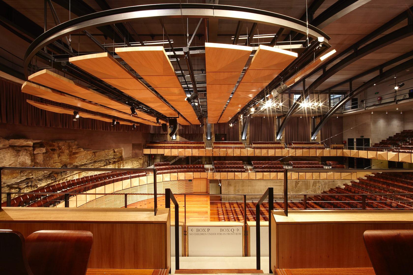 South Street Auto >> Sydney Grammar School Assembly Hall - Architizer