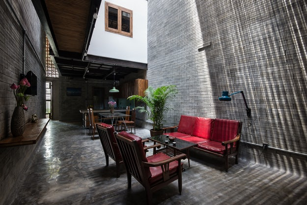 Ho Chi Minh City The Courtyard Houses Of Saigon Architizer Journal