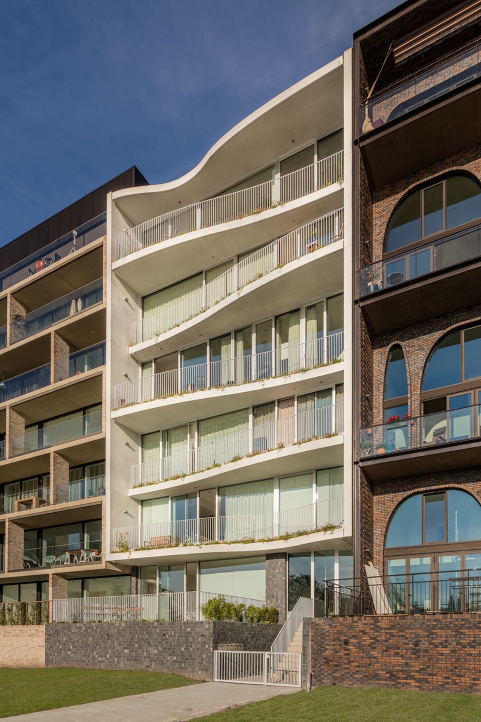 Lofts by the Amstel on Architizer