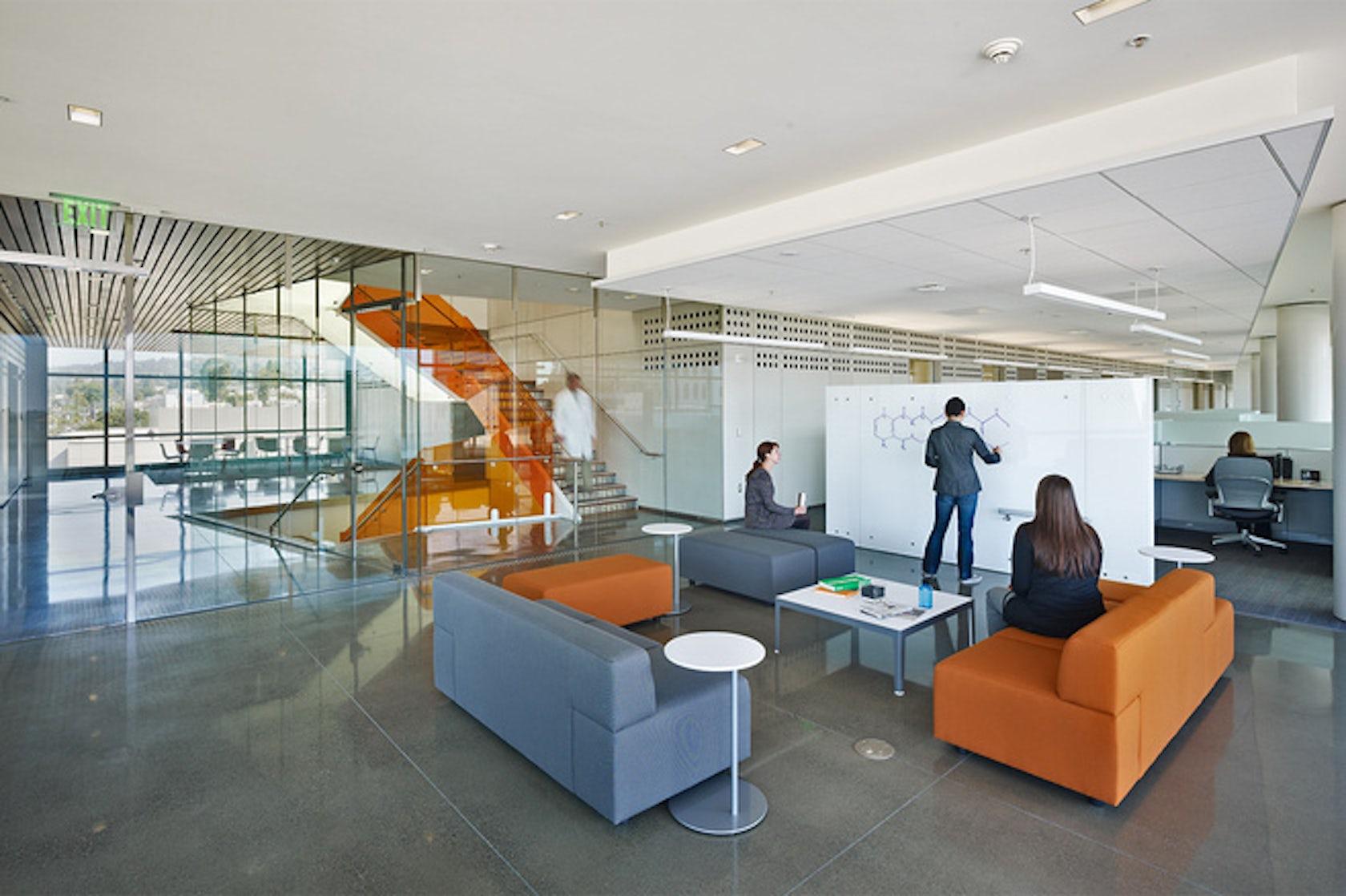 Energy Biosciences Building University Of California