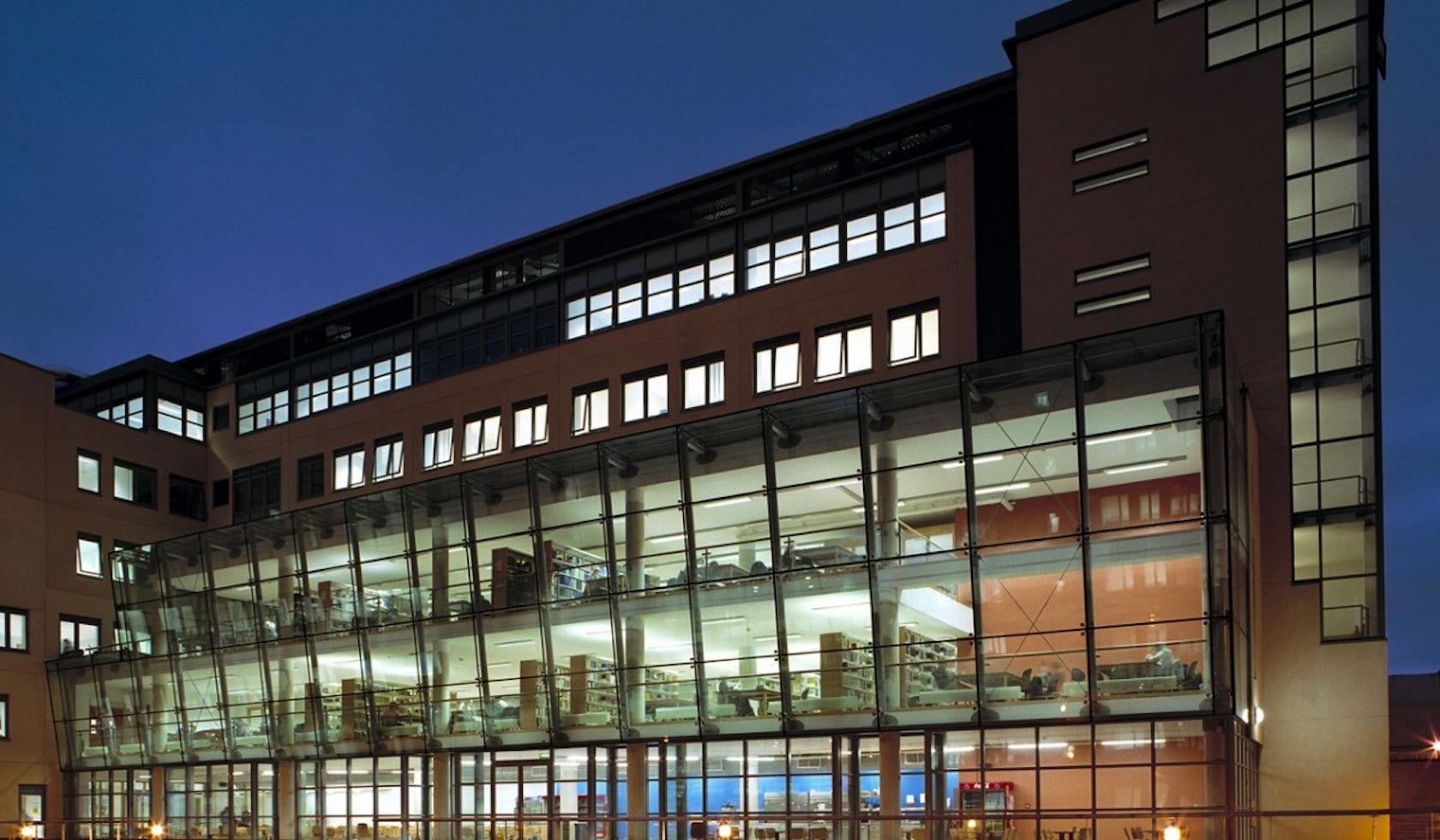 Dublin Institute Of Technology Aungier Street Phase 1 Amp 2