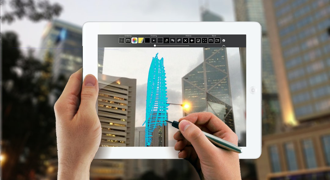 Apps for architects turn your ipad into a digital - Application architecture ipad ...