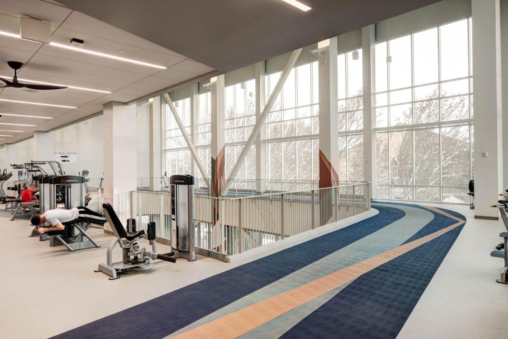 Utah State University Aggie Recreation Center (ARC) on