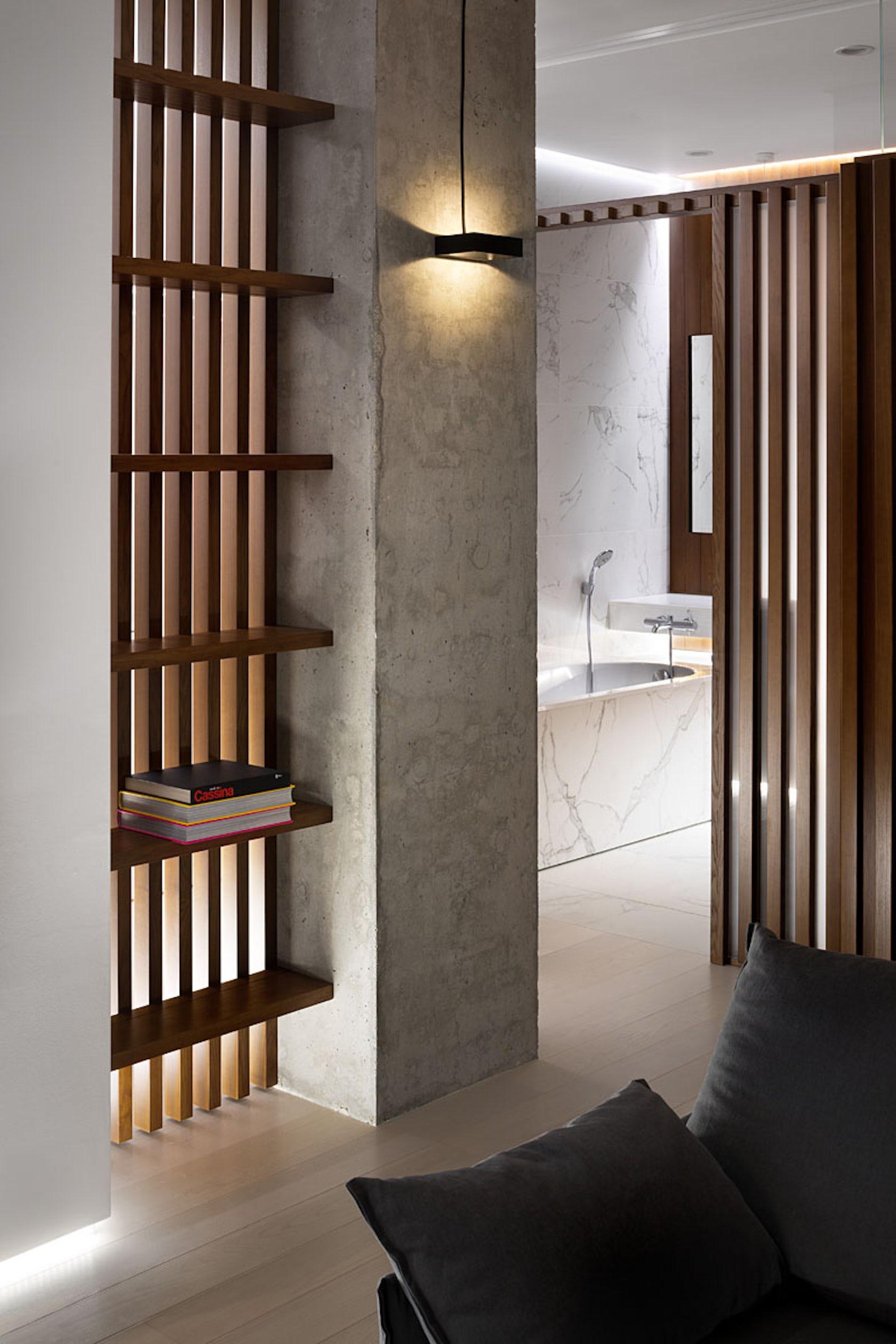 Stylish Laconic And Functional New York Loft Style: Elegant Minimalism