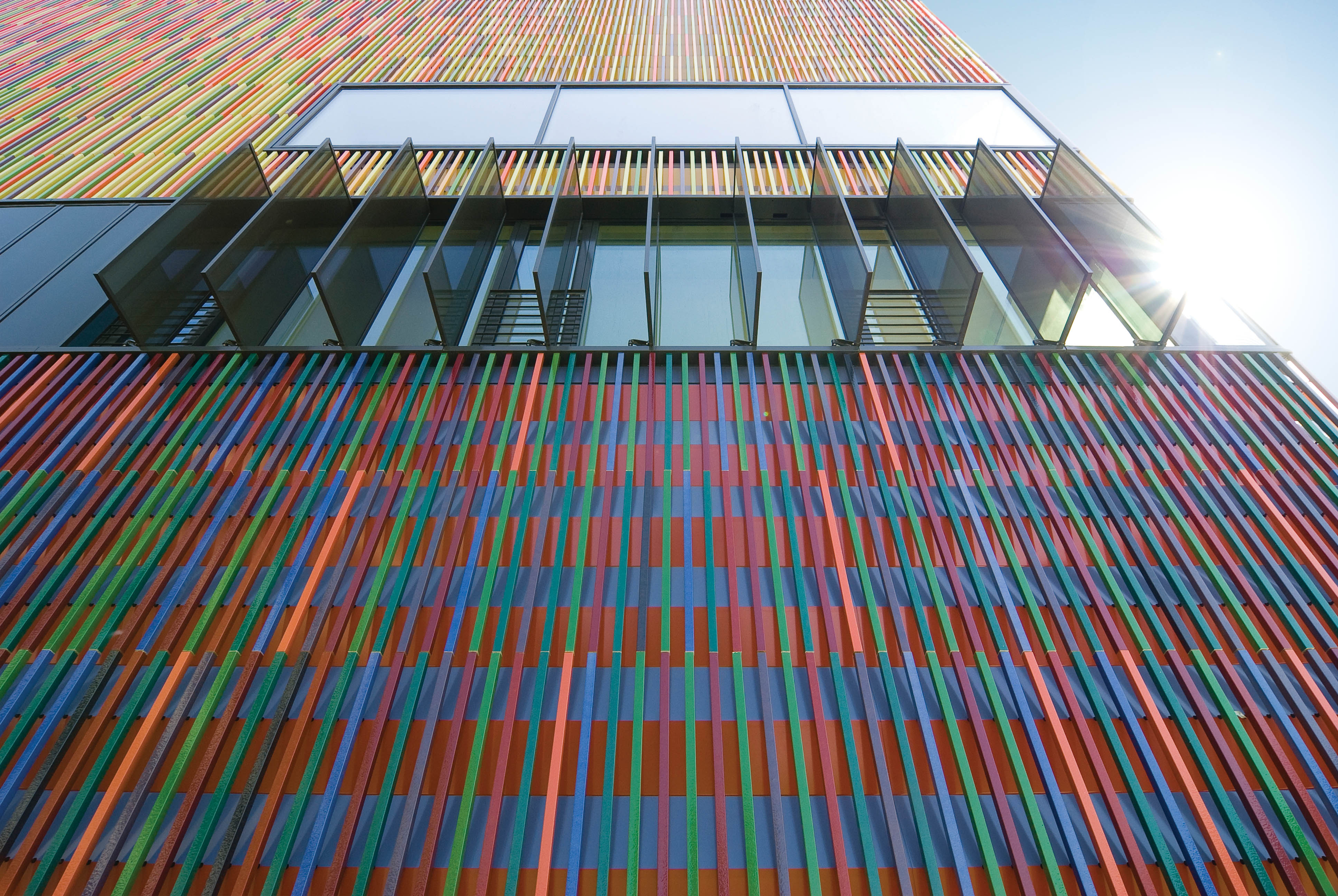 Trusted Wood Composite Facade Panel Manufacturers | Architizer