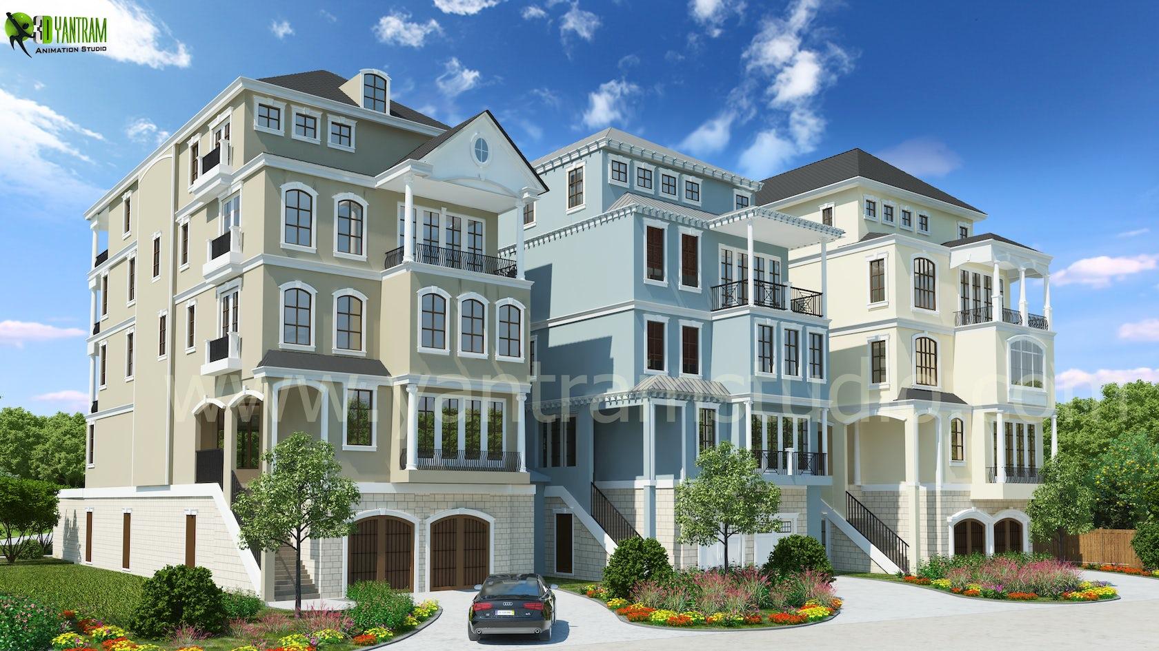 Condo Apartment Exterior Design - Architizer