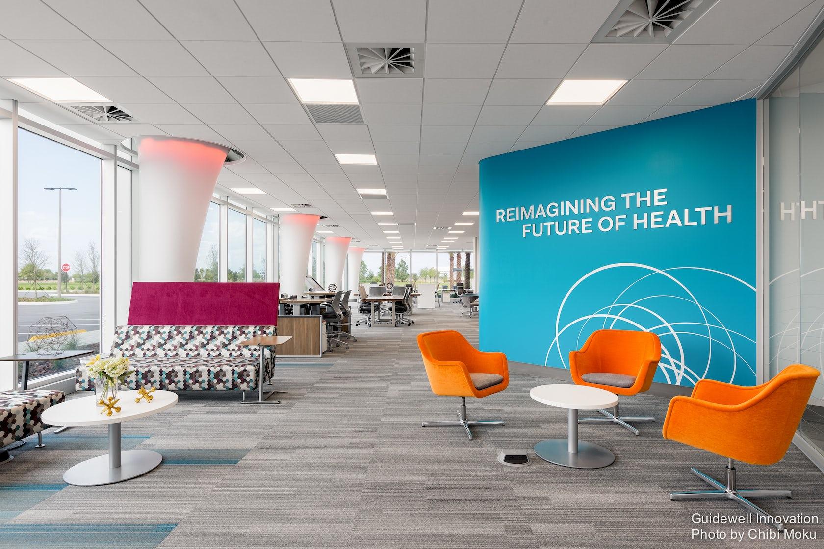 GuideWell Innovation Center | Orlando, Florida - Architizer