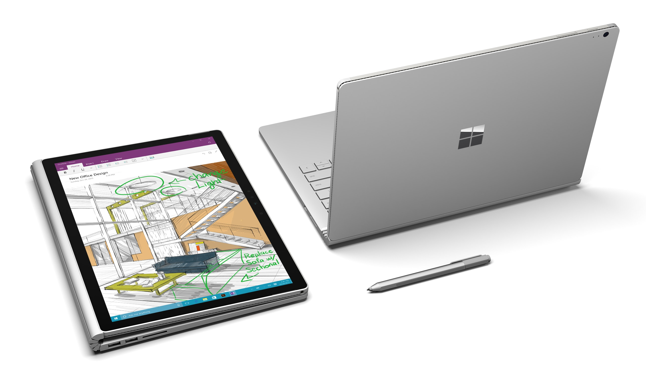 Move Over Apple: These 5 Architecture Firms Are Set to Unlock the Superpowers of Surface Book