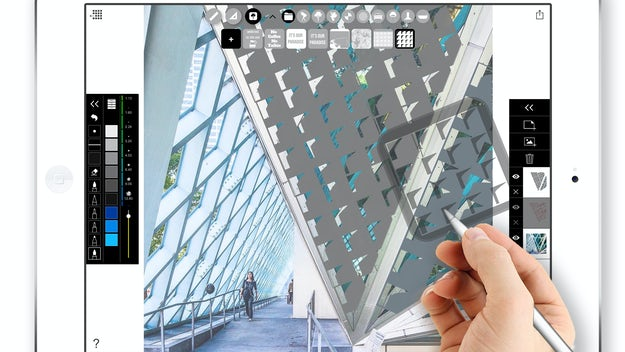 Apps for Architects: Meet Stencil, the World's First Digital Stencil