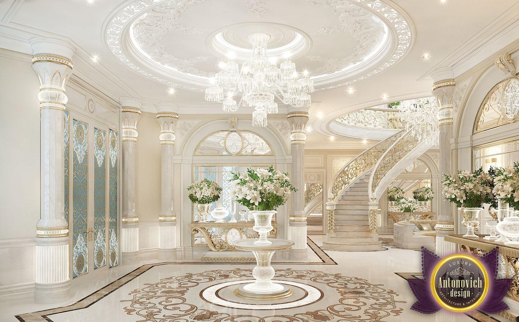 Best Interiors Of Luxury Antonovich Design Dubai On Architizer
