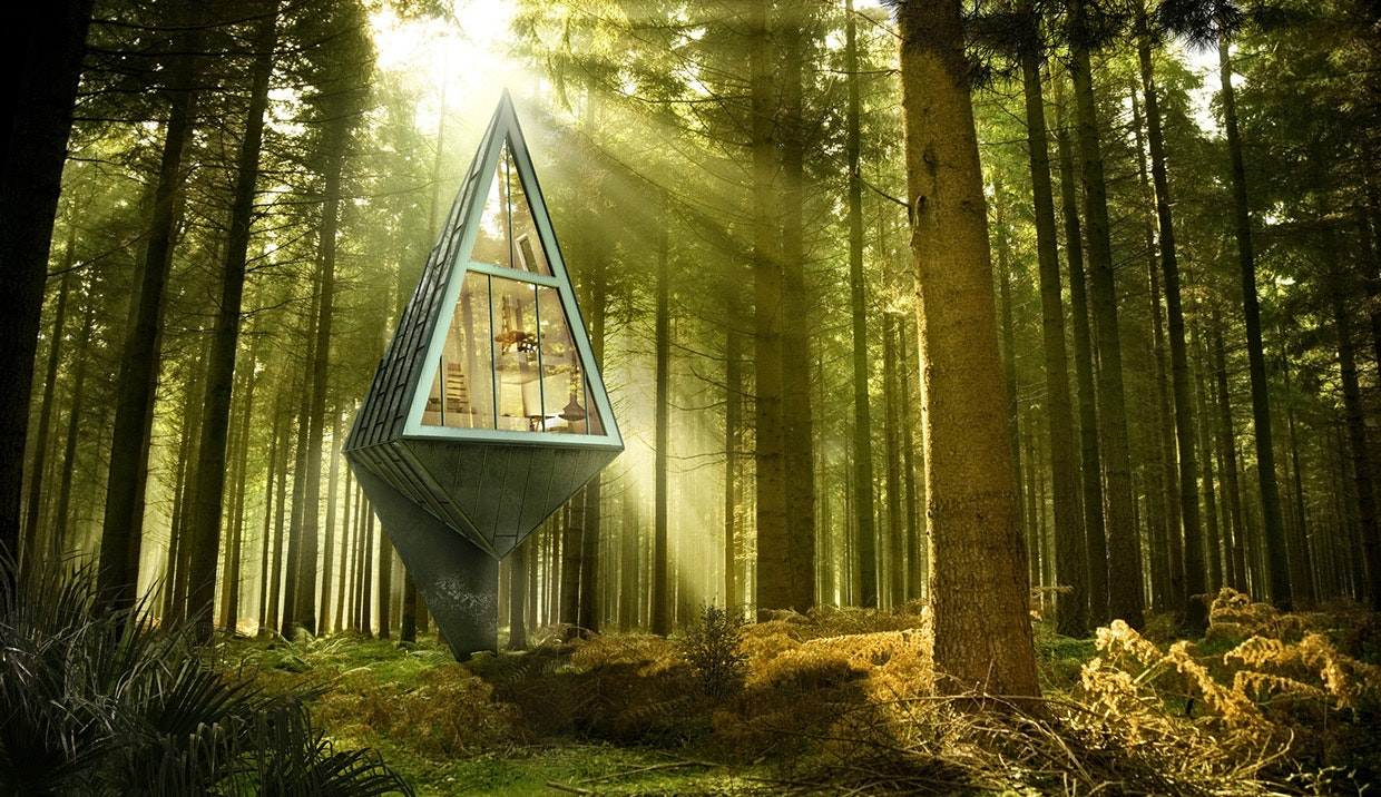 10 Concept Houses Designed to Break the Internet