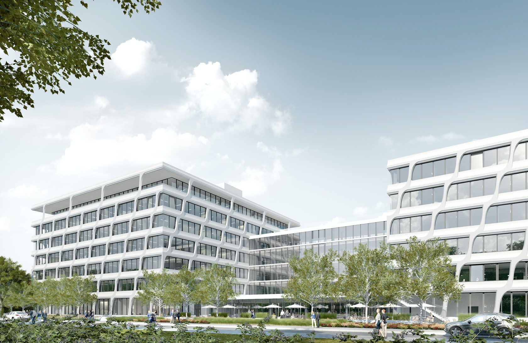 European Auto House >> HeidelbergCement Headquarters - Architizer