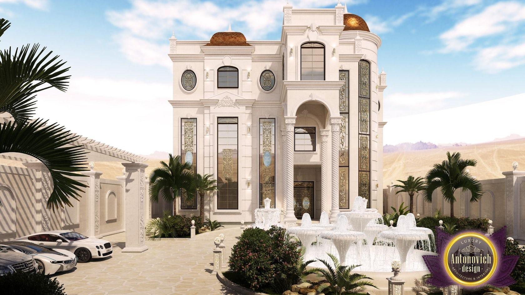 House Exterior Design Of Luxury Antonovich Design By Luxury Antonovich Design Architizer