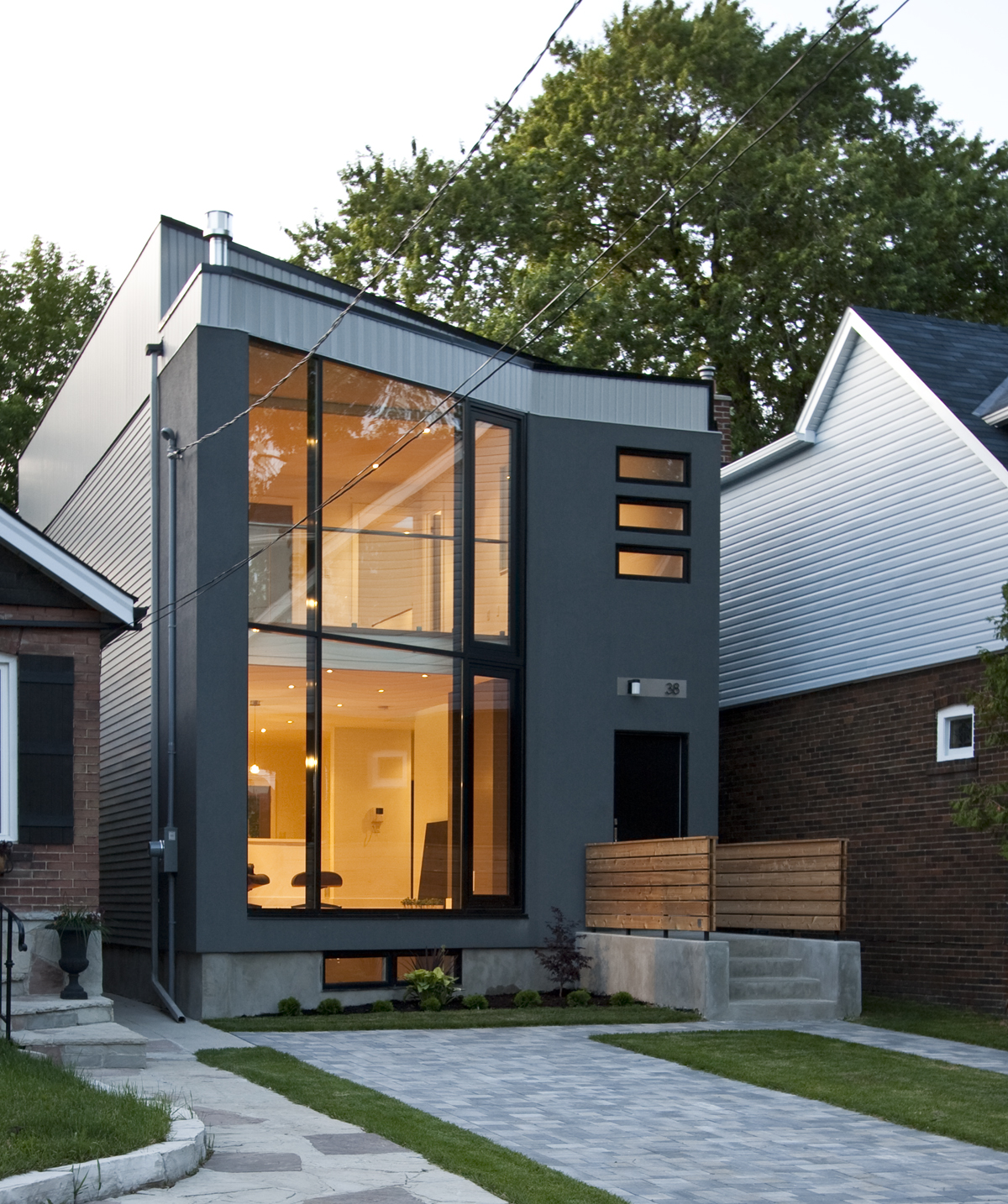 Idea 63ampx60 House by Atelier RZLBD in Toronto Canada