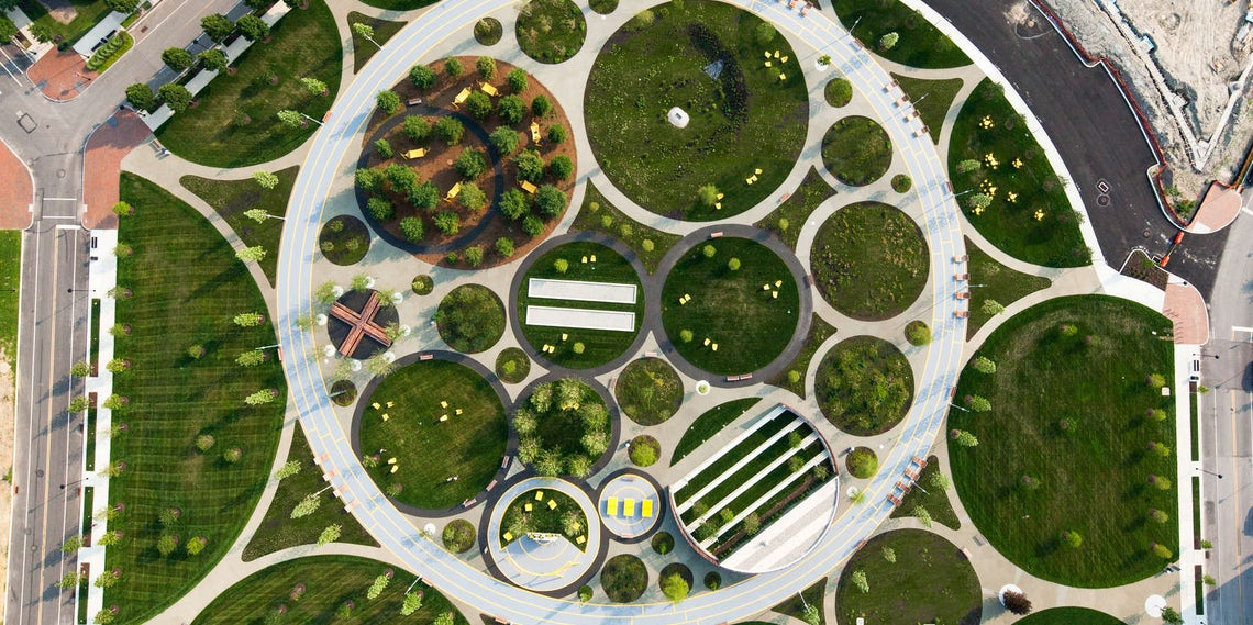 Groundbreakers 15 Landscape Architecture Firms You Should Know Architizer Journal