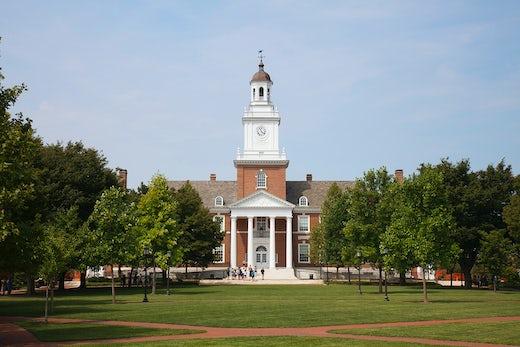 Johns Hopkins University Gilman Hall